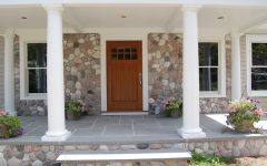 Entrance Masonry