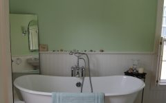green-bathroom